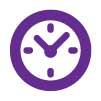ícono horario
