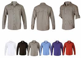 Camisa U-Trail Men (TIPO COLUMBIA CABALLERO)