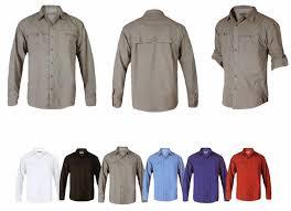 Camisa U-Trail Men (Tipo Columbia Caballero)