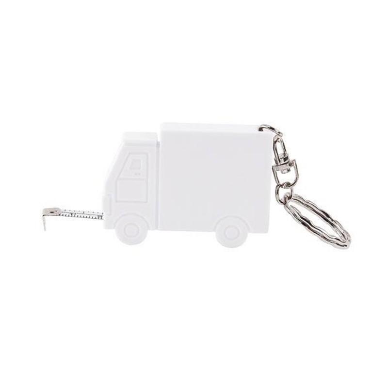 Llavero flexómetro camión