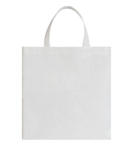 Bolsa Reciclada Con Boton