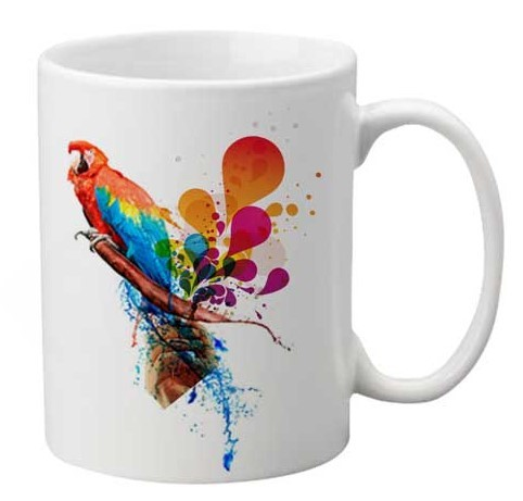 Taza Blanca Sublimable