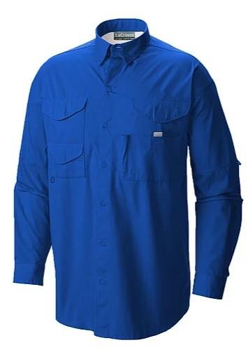 Camisa Tipo Columbia Ml