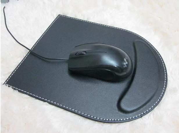 Mouse Pad En Cuerina