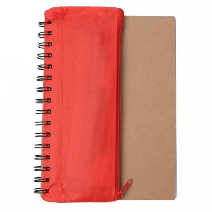 Cuaderno Cartuchera
