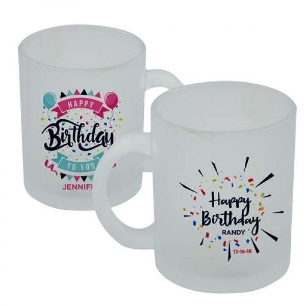 Taza Cafe Frosted Sublimable