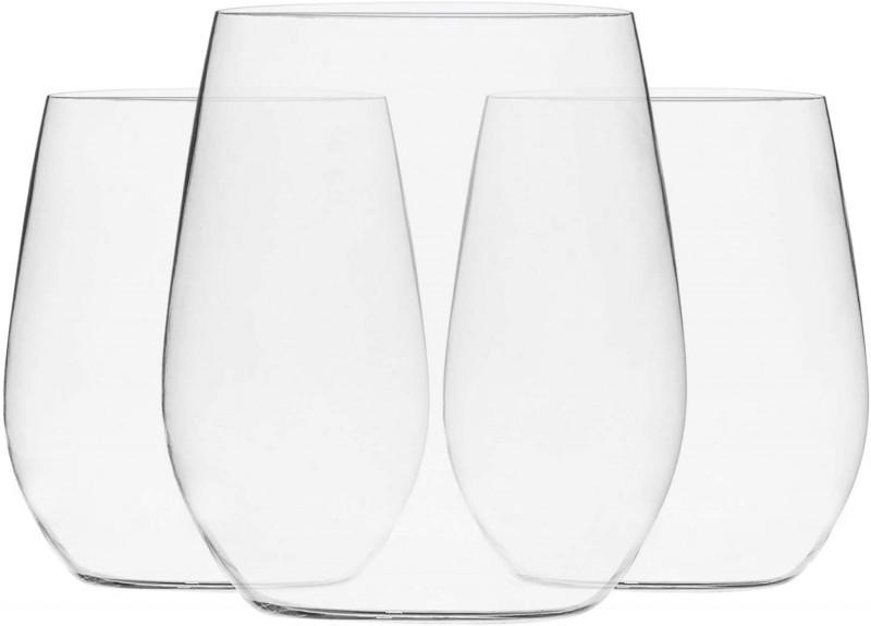 Vaso De Vino Plástico
