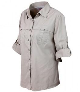 Camisa U-Trail para damas