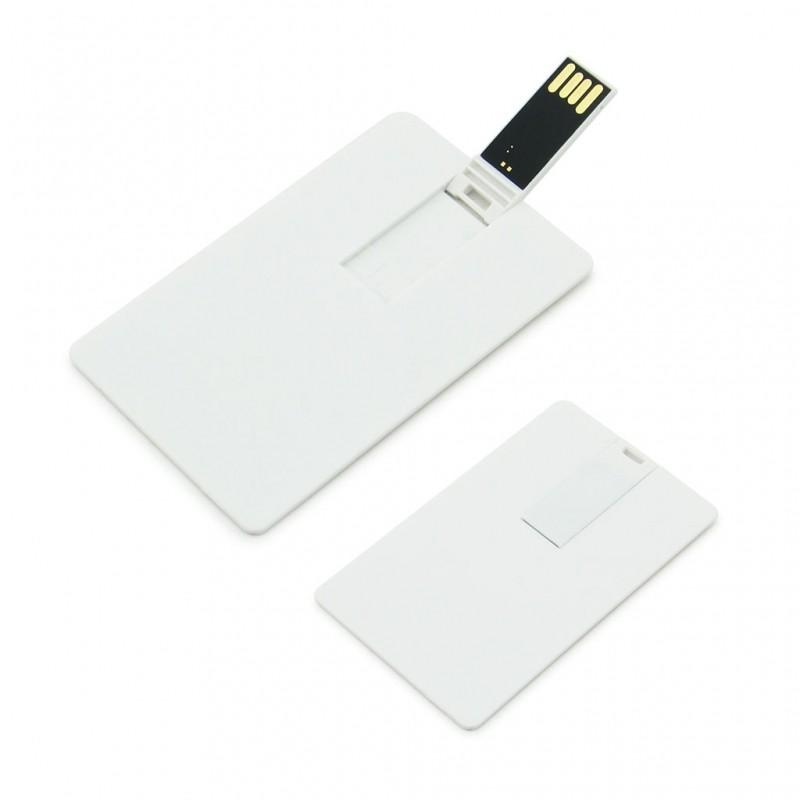 USB de tarjeta grande de 8gb