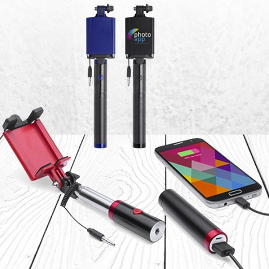 MONOPOD POWER BANK SLATHAM