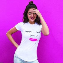 PLAYERA URBAN - DAMA
