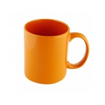 Taza espirit color naranja