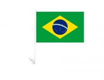 Bandera De Auto
