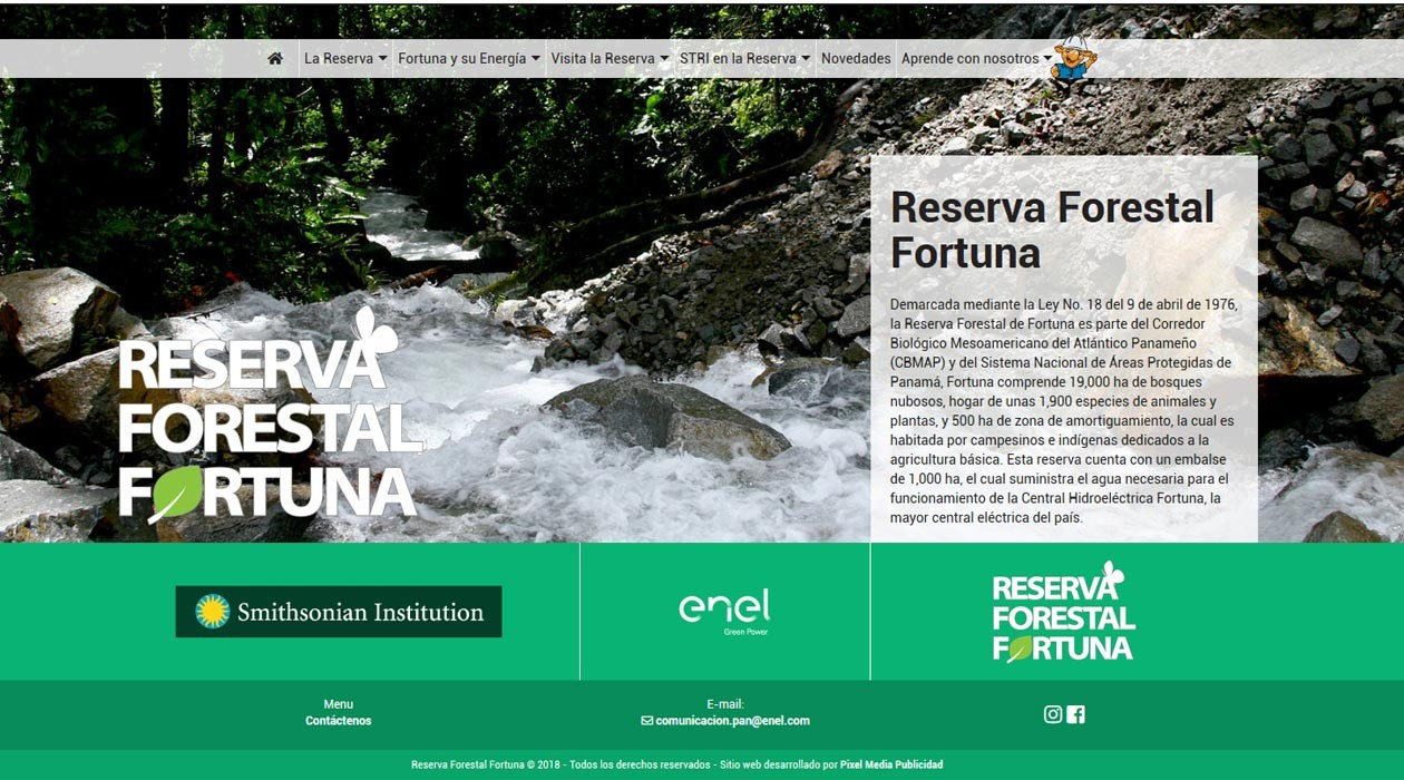 Reserva Forestal Fortuna