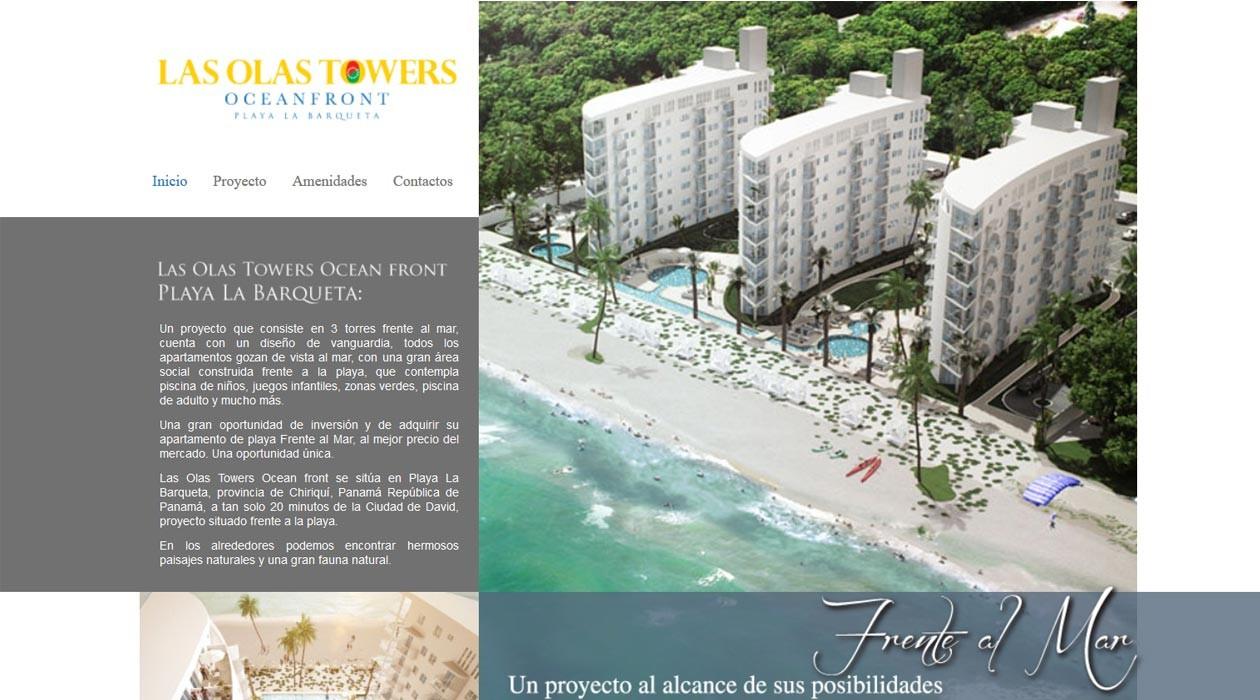 Las Olas Towers